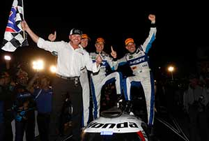 Honda Captures Petit Le Mans Victory At Road Atlanta