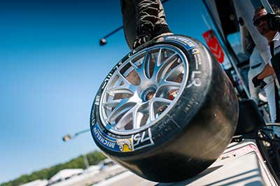 Michelin and Road Atlanta Team Up For Excitement