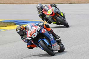 Elias Wins Race Two At Michelin Raceway Road Atlanta